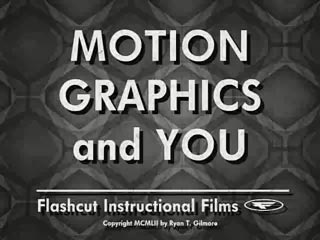 watch Motion Graphics movie