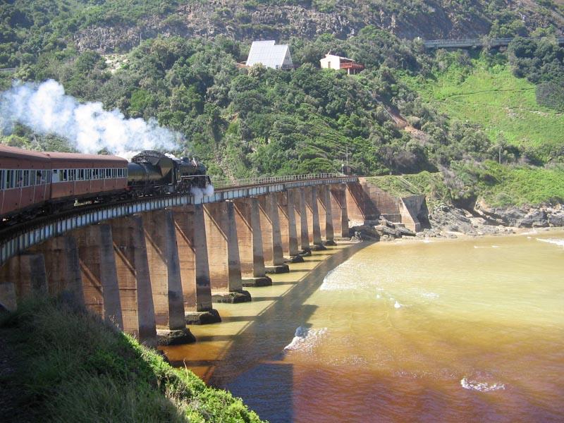 Train Over Bridge Jpg